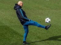 Zidane odejdzie?