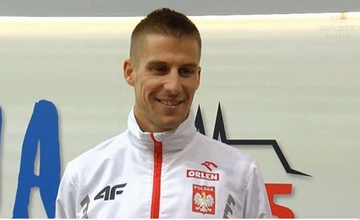 Halowy mistrz Europy już zaznacza swoje dobre przygotowanie do sezonu letniego