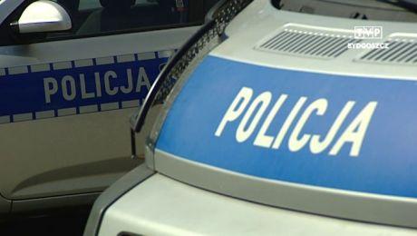 Policja doprowadziła trzylatka do domu