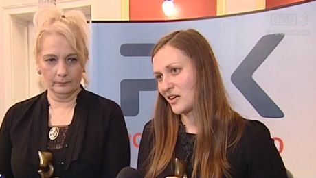 Reportażystki Radia PiK z Grand PiK