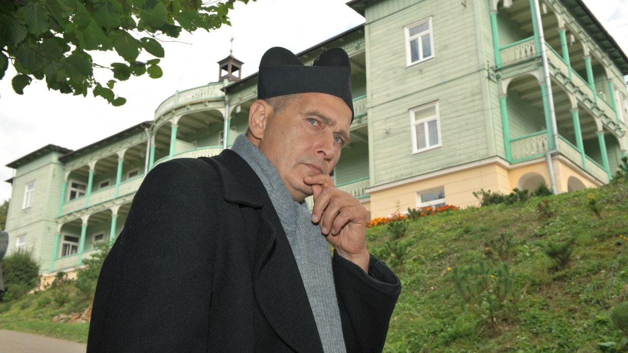 """Rok później w """"Prymasie w Komańczy"""" tego samego autora (fot. TVP)"""