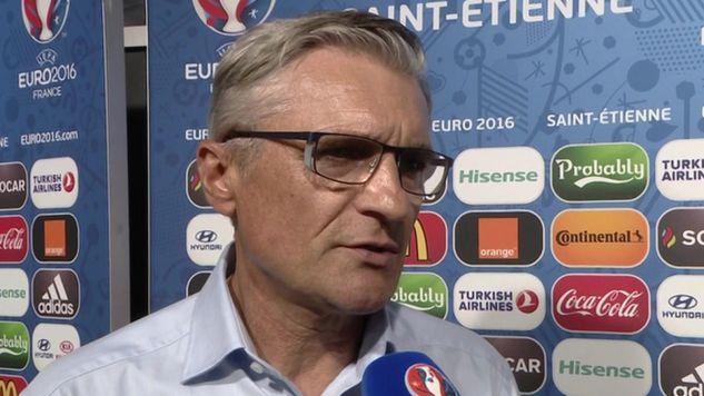 Trener Nawałka poprowadził kadrę do ćwierćfinału Euro 2016