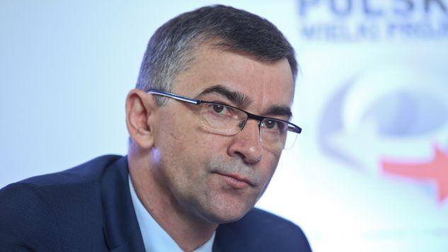 prof. Andrzej Przyłębski (fot. arch.PAP/Rafał Guz)