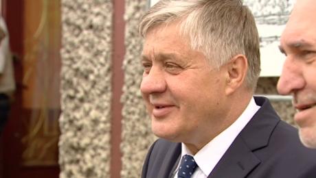Dymisja ministra Krzysztofa Jurgiela została przyjęta