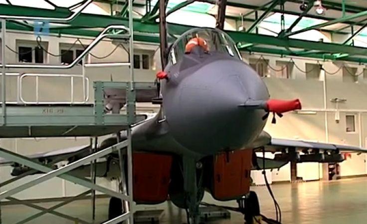 WZL nr 2 sa znane z profesjonalnego remontu MiG-ów 29