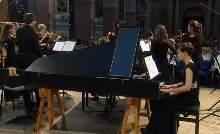 """""""Muzyka w raju"""". Artyści z Europy grają w klasztorze"""