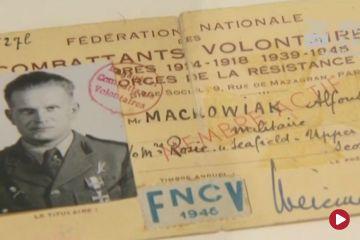 Dokumety z życia Alana Macka w archiwum akt nowych