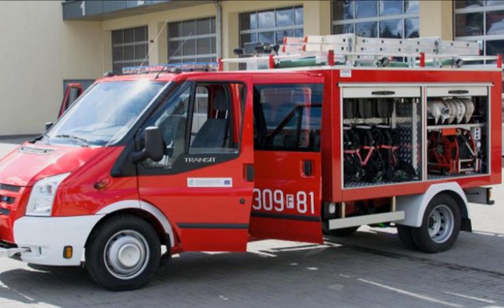 Kolejne zarzuty w sprawie zakupu wozów strażackich OSP