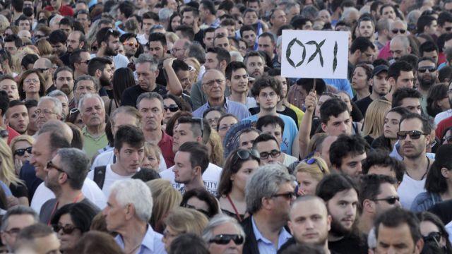 Grecy decydują o przyszłości kraju. Od wyników referendum zależą losy rządu i negocjacje z wierzycielami