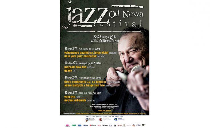 17. JAZZ Od Nowa Festival