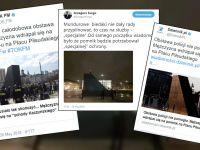 """Poseł PO o policji: """"mundurowe biedaki"""". Wystarczył fotomontaż, żeby napisać fake newsa"""