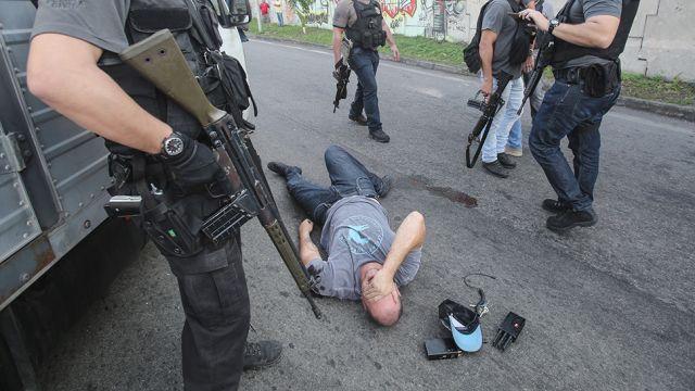 Gorsi od bandytów? Co szósta ofiara w Rio ginie z rąk policji