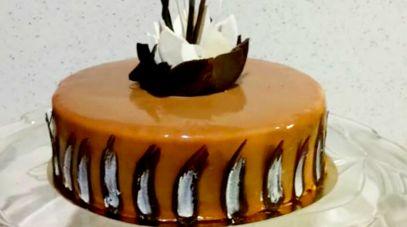 Zwycięski tort (fot. Facebook.com/Bake Off - Ale Ciacho TVP)