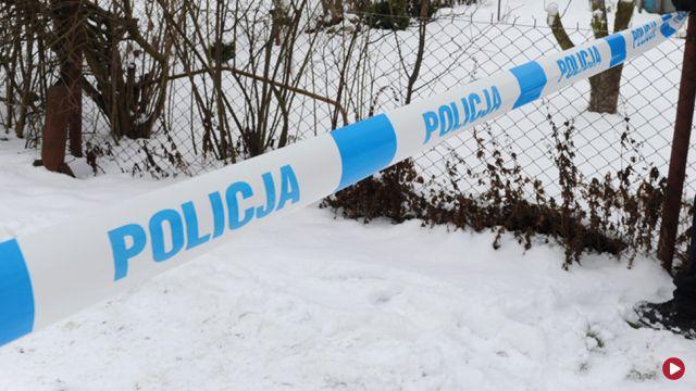 Martwy noworodek znaleziony w krzakach w Turku. TVP Info nieoficjalnie: dziecko zostało uduszone