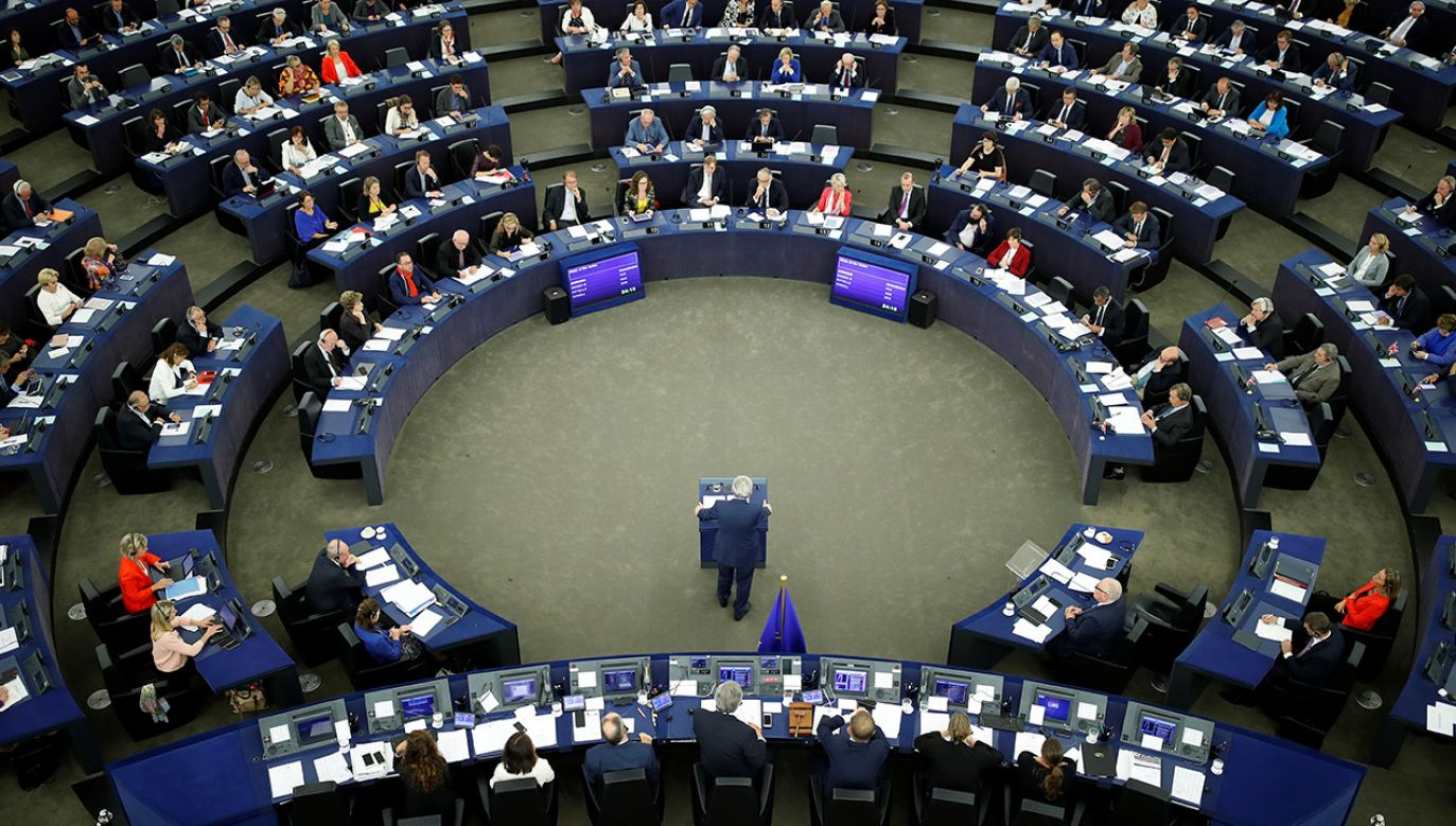 W TVP Info o tym co naprawde grozi Polsce na mocy art. 7 Traktatu UE  (fot. REUTERS/Christian Hartmann)