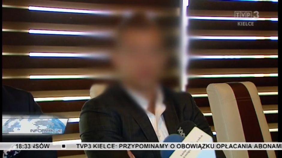 Zarzuty dla niedoszłego właściciela Korony Kielce