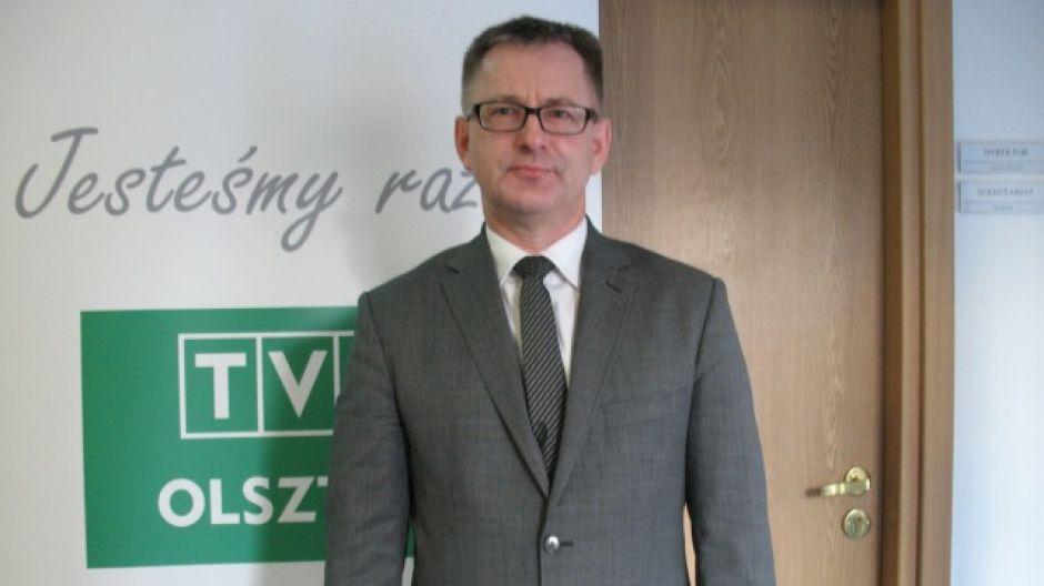 Prof. Jerzy Jaroszewski, prorektor ds. nauki, UWM.