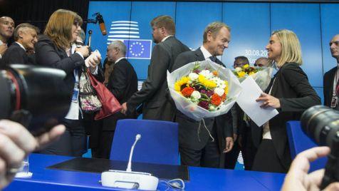 Donald Tusk obejmie stanowisko szefa RE w poniedziałek (fot.KPRM/flickr.com)