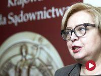 Małgorzata Gersdorf została nową przewodniczącą KRS