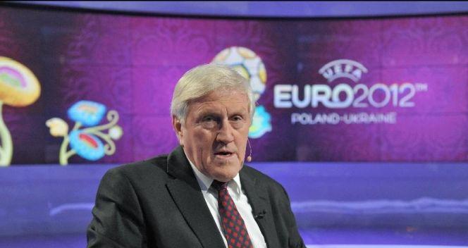 Ekspert Telewizji Polskiej Jacek Gmoch (fot. TVP/Ireneusz Sobieszczuk)