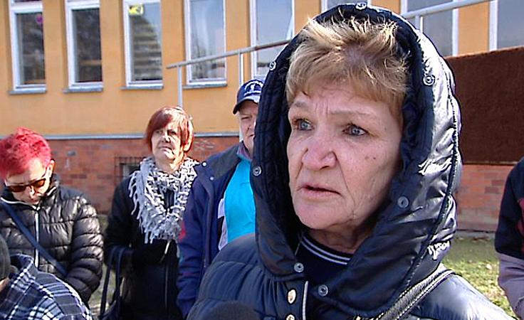 Mieszkańcy Dębicy chcą wrócić do swoich mieszkań
