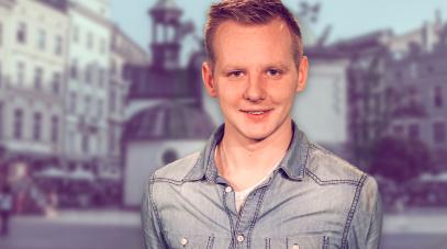 Łukasz Krasny, fot. TVP