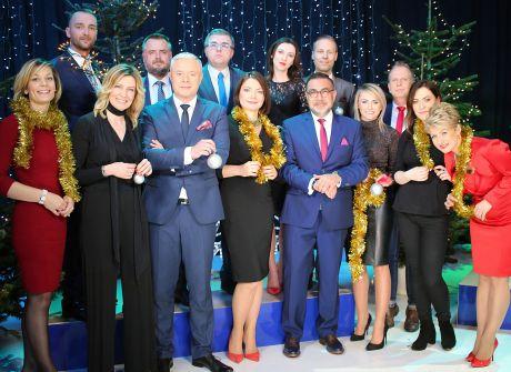 Rozśpiewana ekipa TVP3 Szczecin