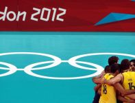 Faworyci cieszą się z awansu do półfinału (fot.PAP/EPA)