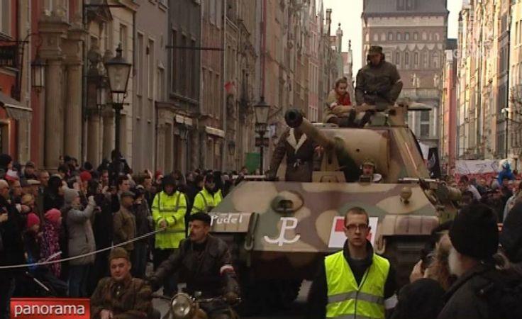 Marsz z okazji Dnia Żołnierzy Wyklętych