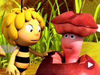 Pszczółka Maja, Maja przybywa na ratunek