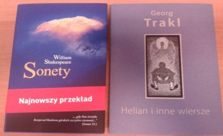 Te książki są m.in. do zdobycia w naszym konkursie