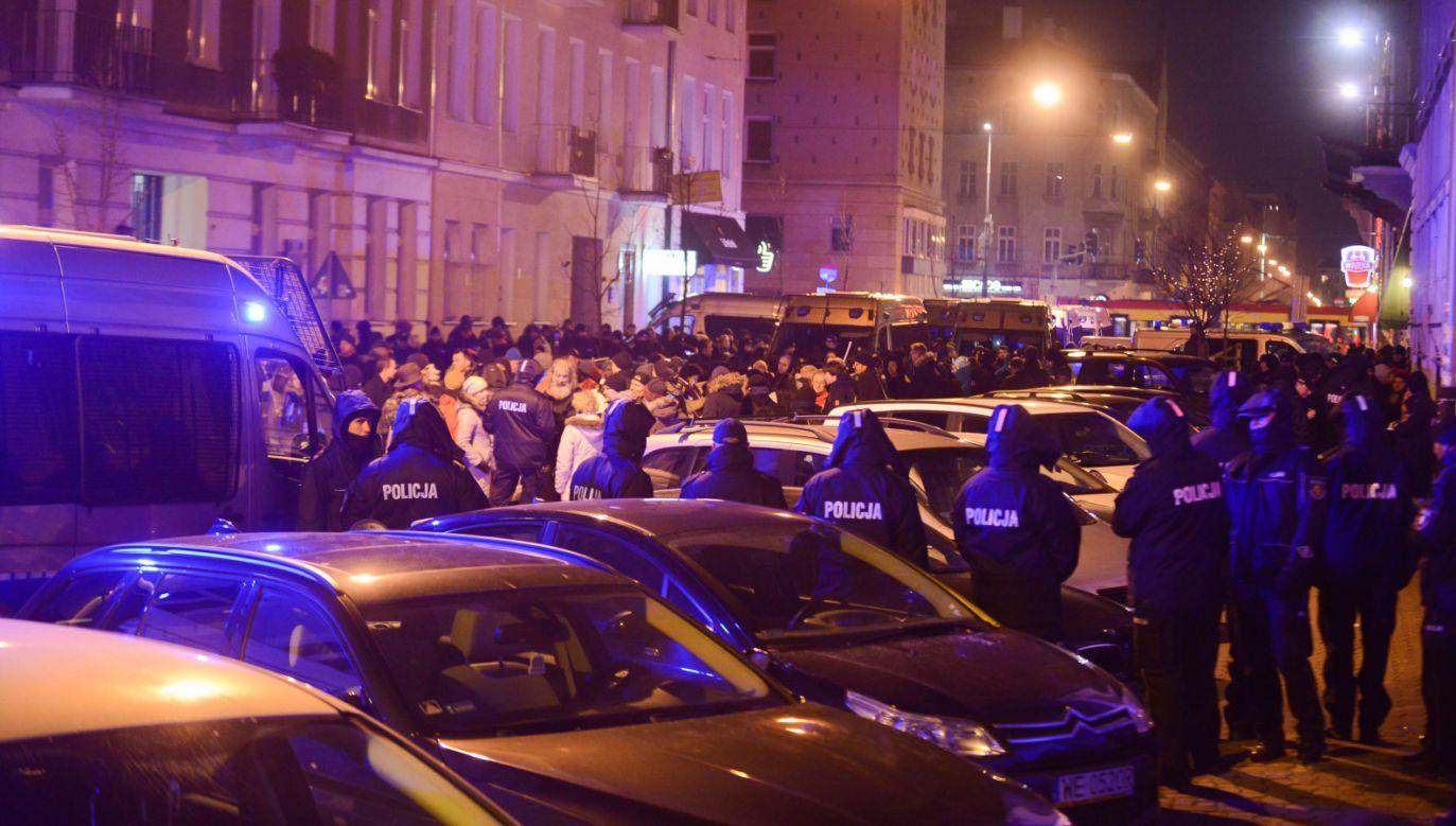 Demonstracja Obywateli RP w Warszawie (fot. PAP/Jakub Kamiński)