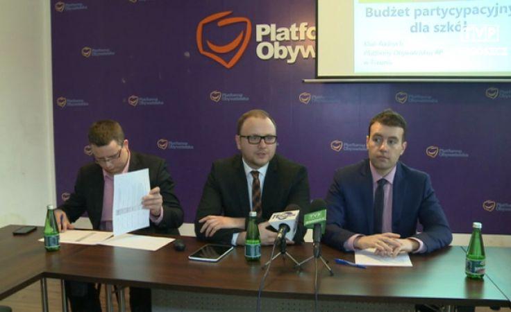 Radni PO proponują poszerzenie budżetu partycypacyjnego