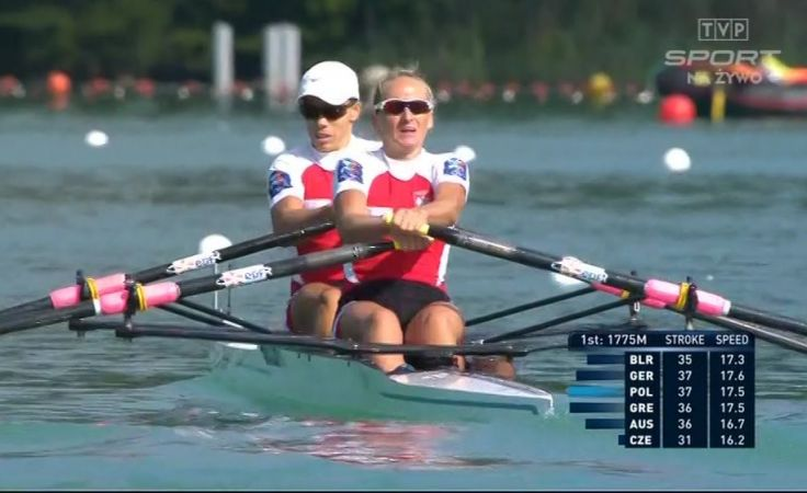 Bydgoskie wioślarki dopłynęły do igrzysk w Rio!
