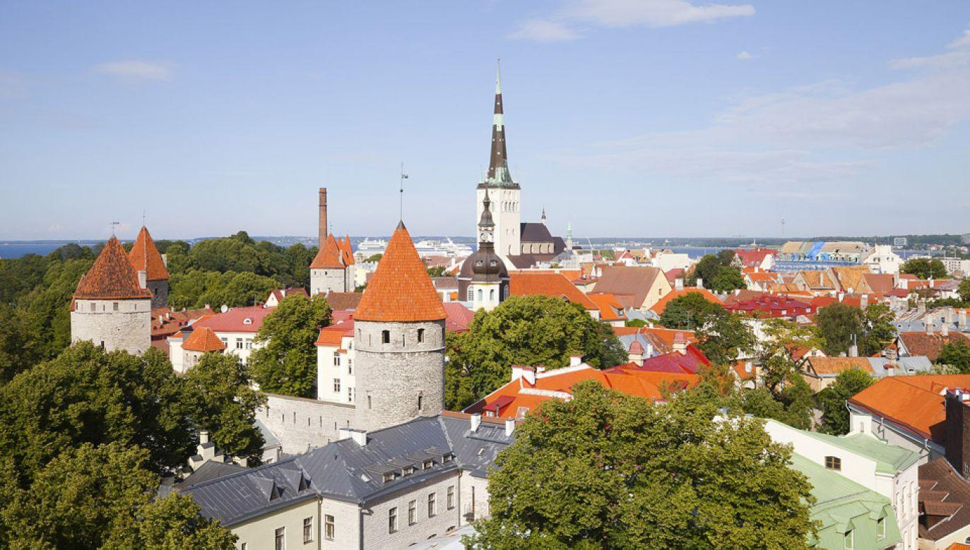 Konferencja przewodniczących parlamentów UE odbędzie się w Tallinie (fot. wikipedia.org/ Diego Delso/CC BY-SA 3.0)