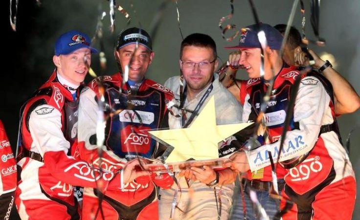 Tytułu, zdobytego po ostatnim turniej w Ostrowie, broni drużyna Fogo Power