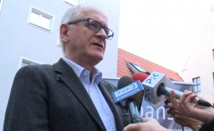 Poseł Czabański czeka na petentów w nowym biurze