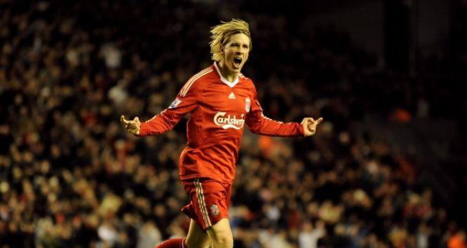 Torres błyszczał też w Liverpoolu, dla którego w latach 2007-2011 strzeli 65 goli (fot. Getty Images)