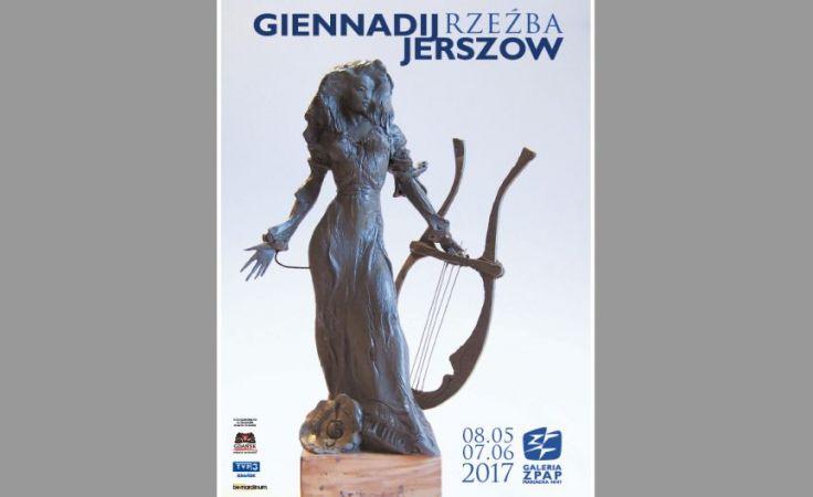 Wystawa Rzeźby Giennadija Jereszkowa