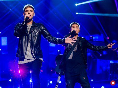 "Finał – Wielka Brytania – Joe and Jake ""You're Not Alone"""