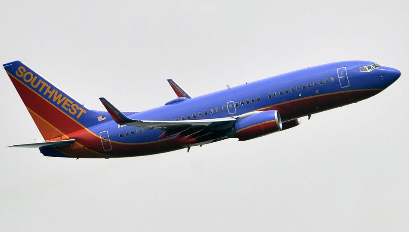 Do sprawdzenia jest ponad 680 samolotów (fot. PAP/EPA/JUSTIN LANE)