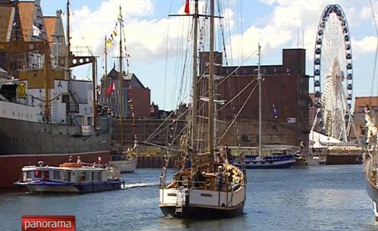 Rozpoczął się Baltic Sail 2015