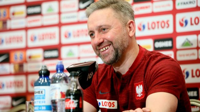 Konferencja prasowa przed meczem Austria – Polska