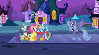 My Little Pony – Powrót do Harmonii, część 1
