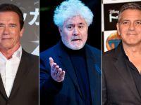Schwarzenegger, Almodóvar i Clooney, czyli przyjaciele Ukrainy