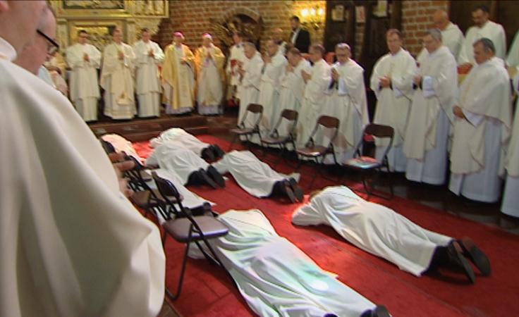9 nowych księży w diecezji. Święcenia kapłańskie w katedrze