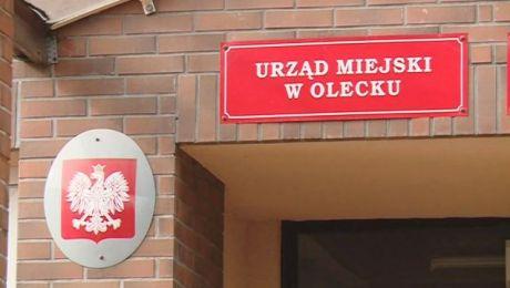 Wybory przedterminowe w Olecku odbędą się 21 maja