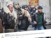 Rosyjskie bomby spadły na targ w syryjskim mieście, kontrolowanym przez rebeliantów
