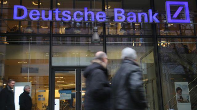Europejskie banki w tarapatach. Akcje Deutsche Banku najtańsze od 1992 roku
