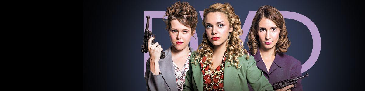 Wojenne Dziewczyny już na DVD!